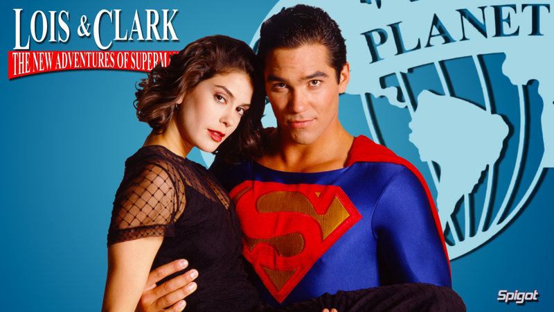 The superhero show focused on Superman's dynamic with Lois