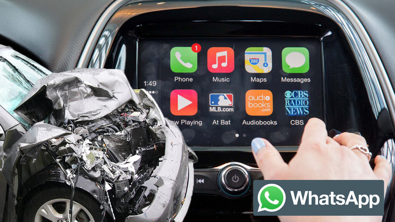 Petition · Apple: Remove Whatsapp Messenger from Apple Car