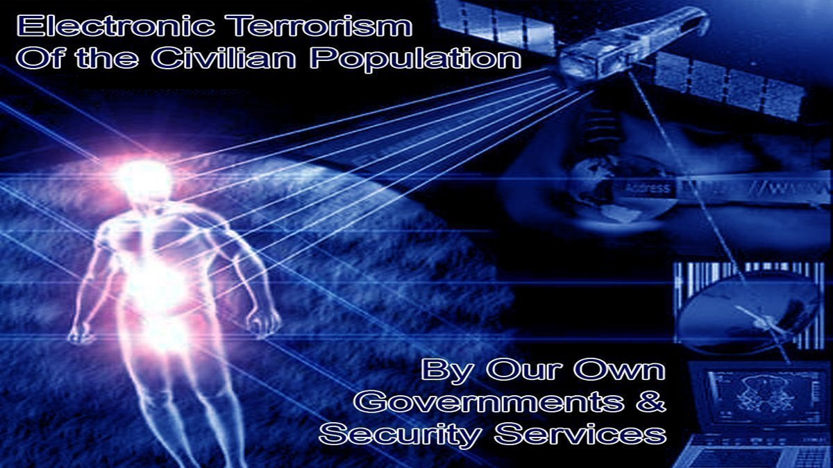 Petition update · Sign The Petition To Stop Electronic Terrorism