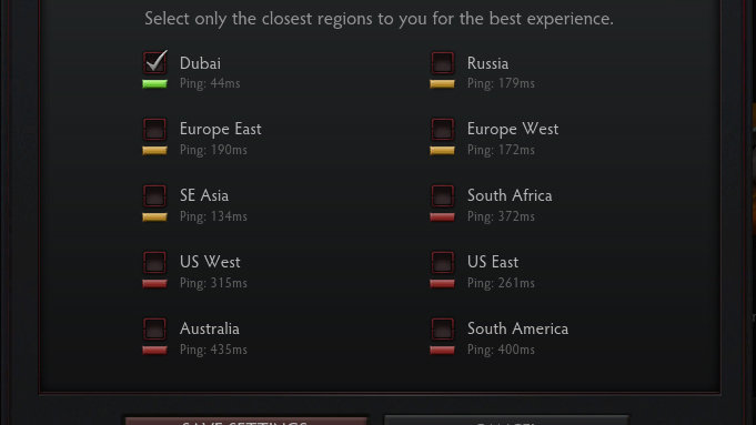 Matchmaking vs ranked