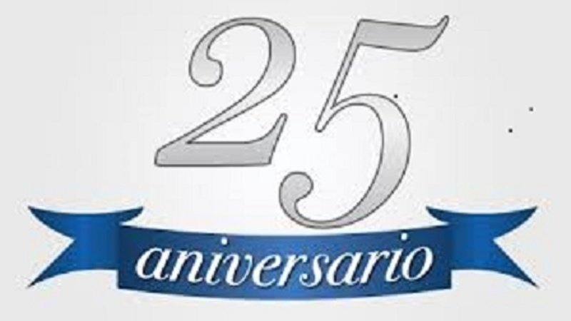 Feliz Aniversario 25: Petition Update · BODAS DE PLATA, 25 Aniversario Del