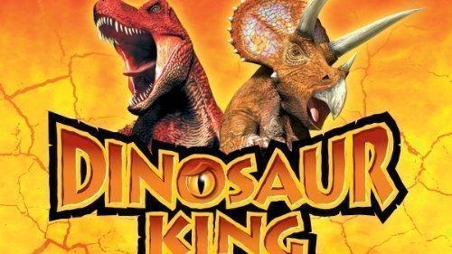 dinosaur king deutsch