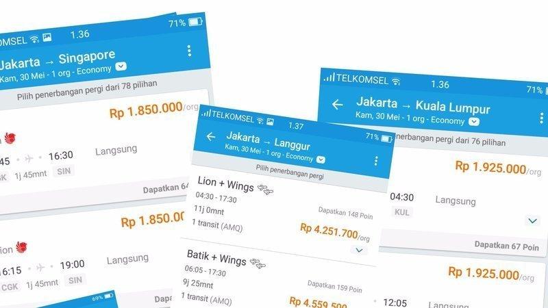 Petisi Setujui Penurunan Harga Tiket Pesawat Wilayah Timur Indonesia Maluku Dan Papua Change Org