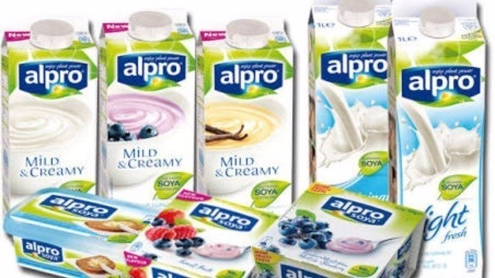 Petition · Bring Alpro soy dairy products to Australian