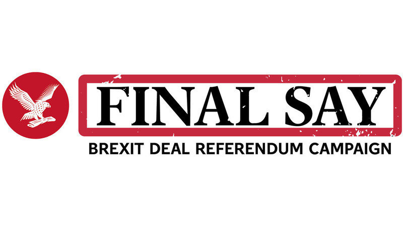petition theresa may mp give people a final say on brexit deal