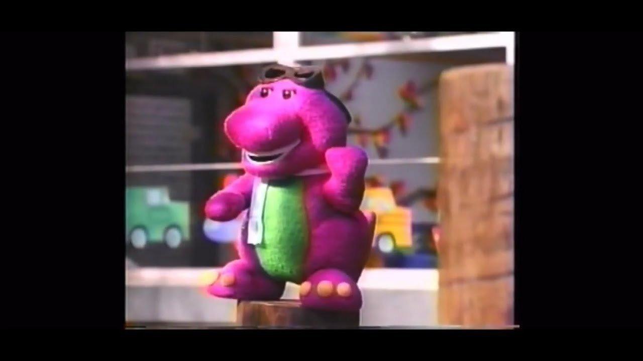View Barney And The Backyard Gang Waiting For Santa Dvd ...