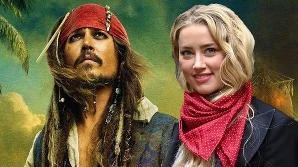 Petition update · Amber Heard in Pirates? · Change.org