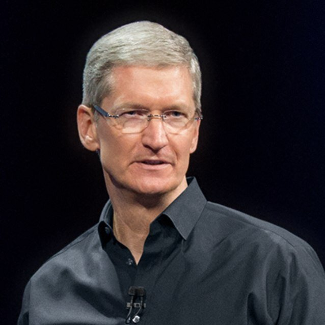 Supporter comments · Tim Cook: Apple publicly commit to work with