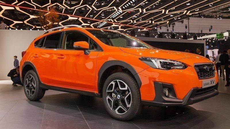 Hold Subaru Accountable For Chipping Orange Paint On 2018 Newer Crosstrek Models