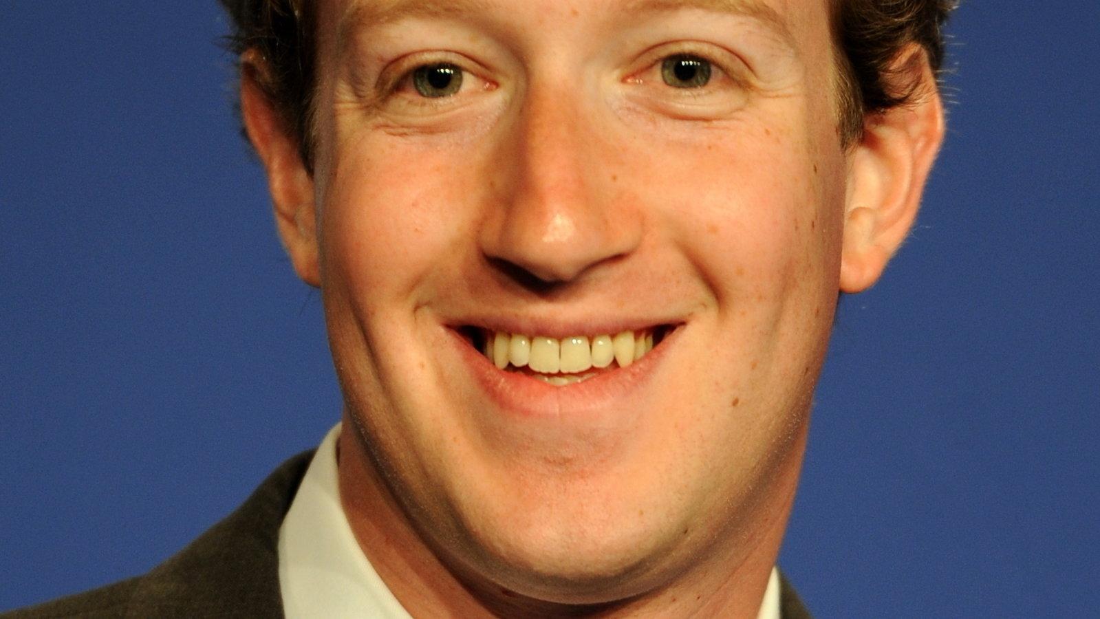 Essay Mark Zuckerberg