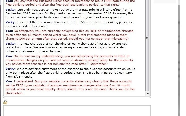 Petition  Petition Hsbc Stop Misleading Business Account