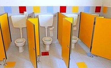 comfort rooms in public schools