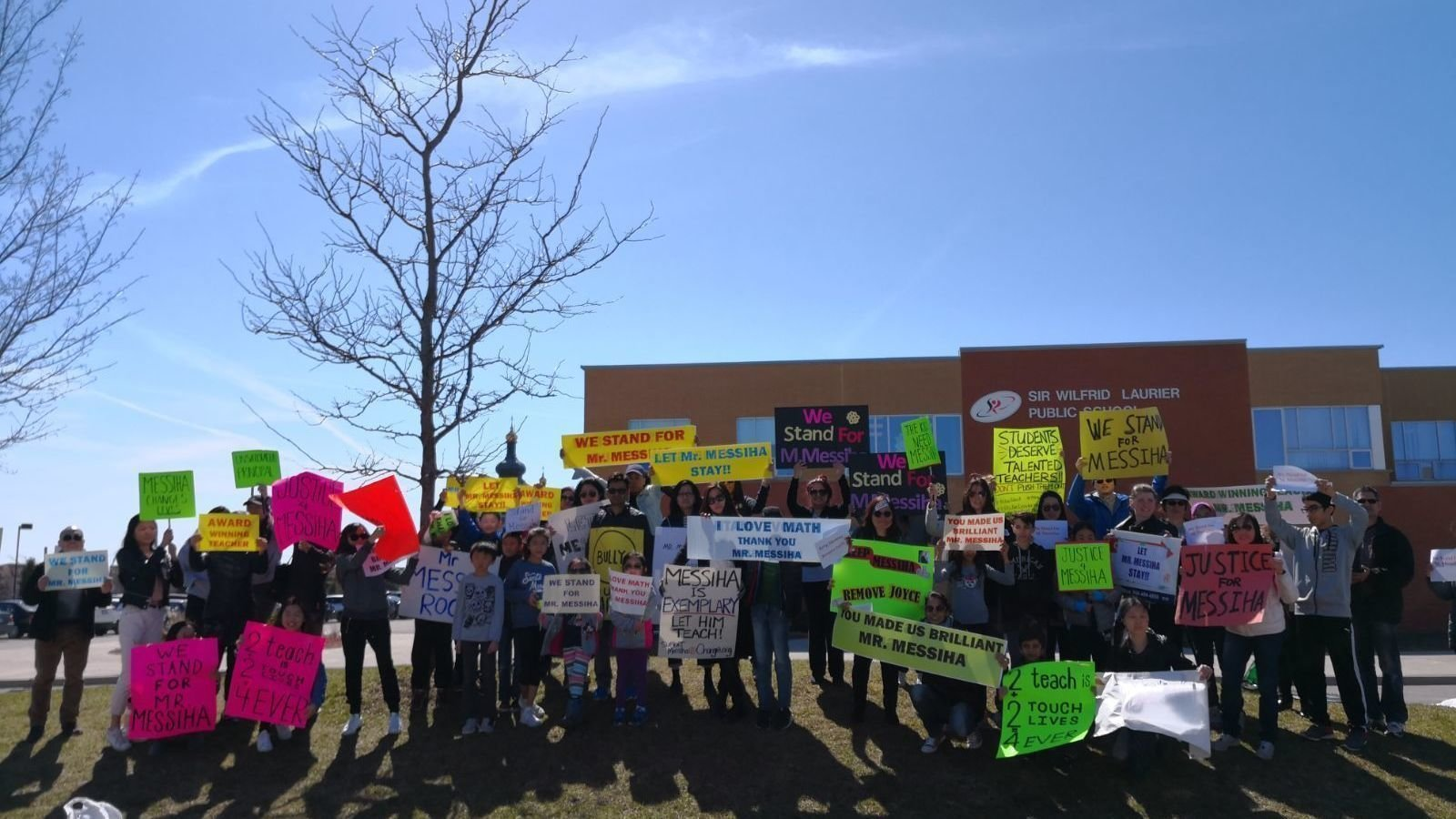 York Region School Board: Topic · Education · Change.org