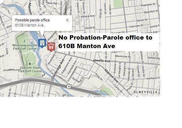af8e661c22 Keep our neighborhood safe - don t move the Regional Probation Parole Office  to 610B Manton Avenue