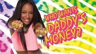 daddy's money secret wedge sneakers