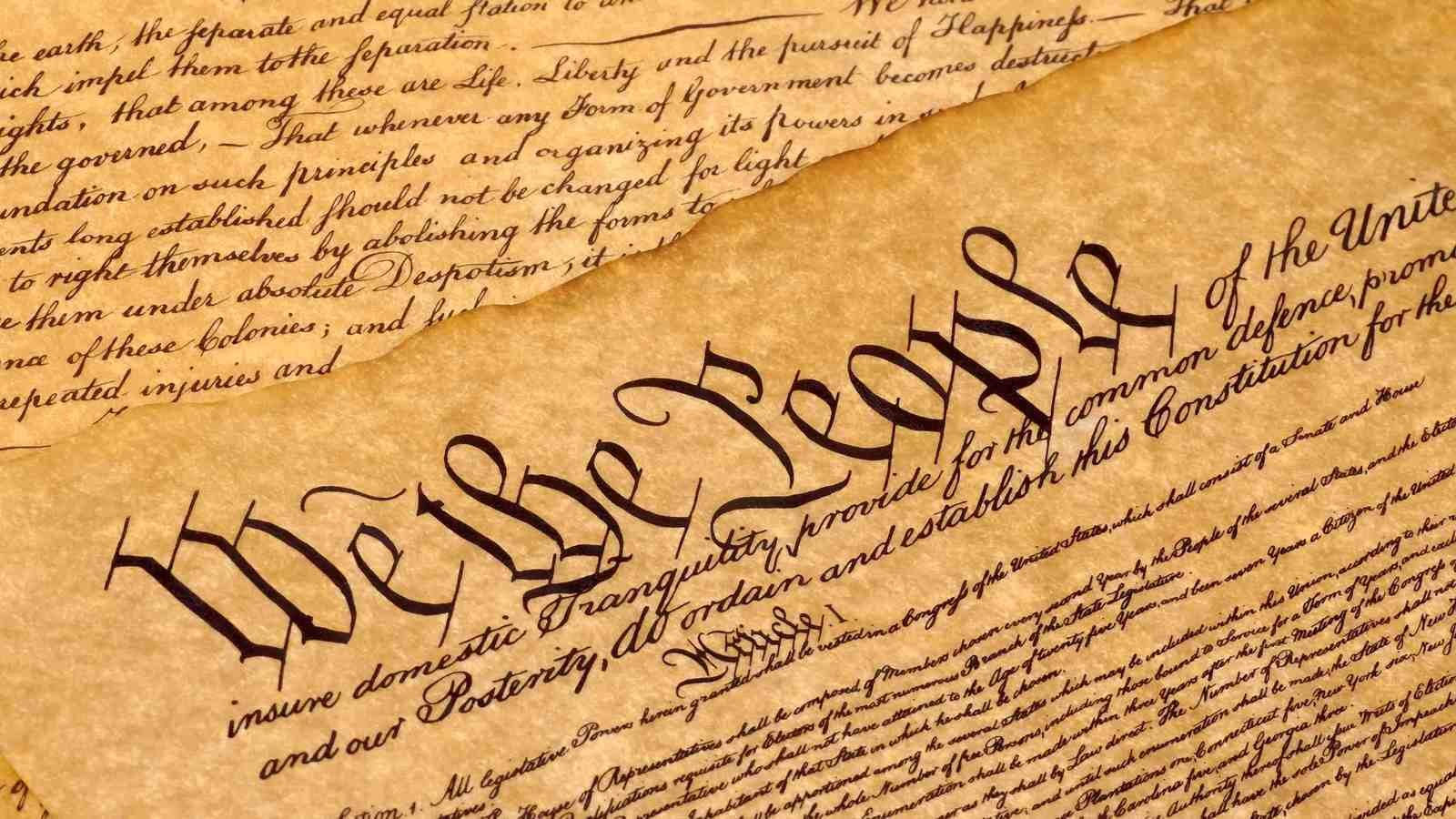 a history of the framers of the constitution in the united states of america