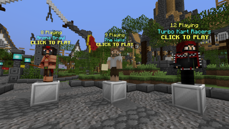 Petition · Hypixel Admins: Update TKR (And the other Classic