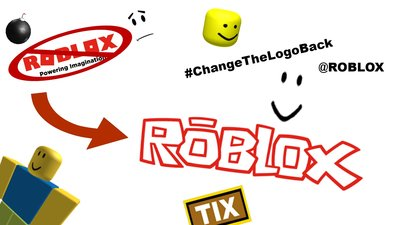 Petition · ROBLOX: Roblox's New Logo is a No-No  · Change org