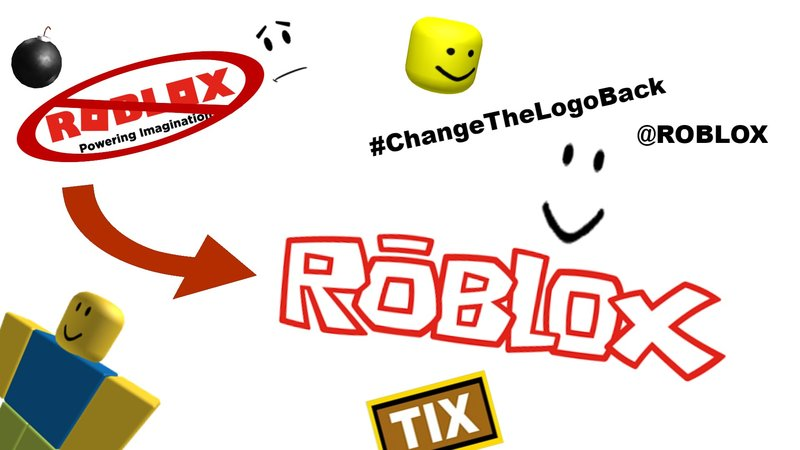 petition roblox roblox s new logo is a no no change org