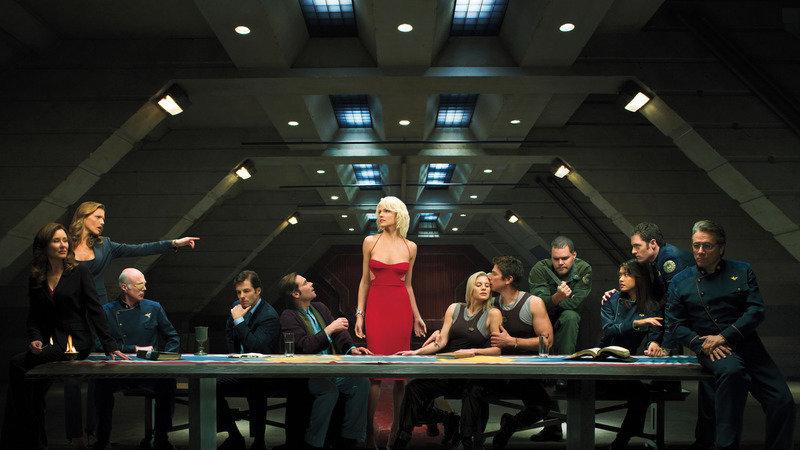 Kampfstern Galactica Stream