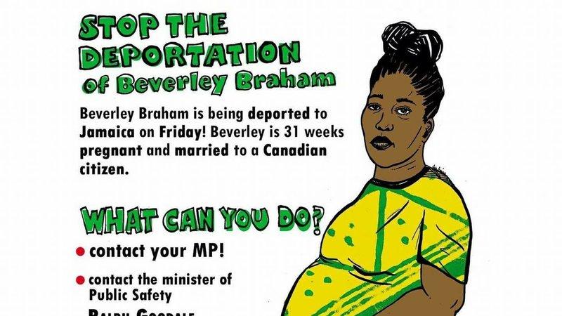Petition · Stop Deportation of 31 week pregnant Beverley