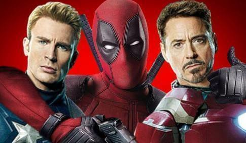Image result for deadpool mcu