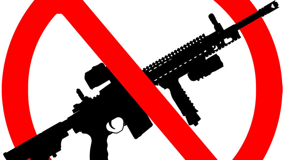 ban on assault weapons