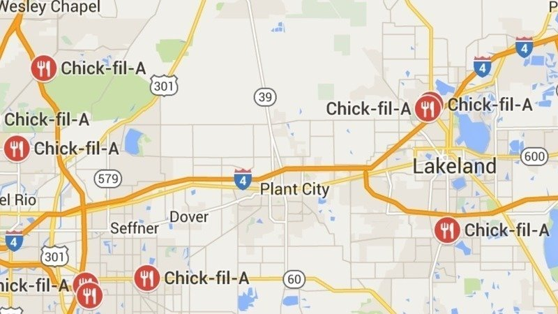 Petition Put a ChickFilA in Plant City Florida Changeorg