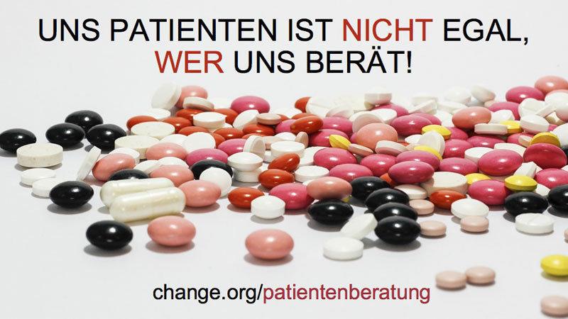 PETITION: Bewahren Sie die Unabhängigkeit der Patientenberatung Deutschlands (UPD)