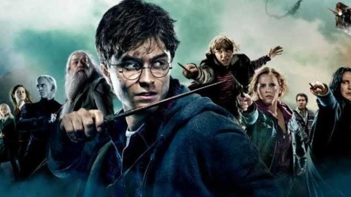 Harry Potter 7.2 Stream