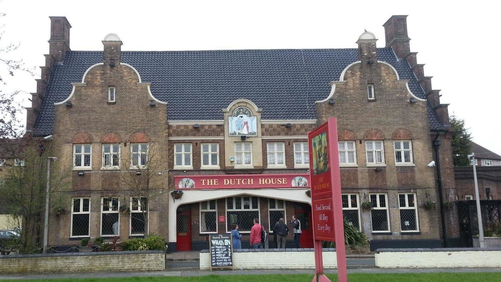 Petition save the dutch house pub in eltham from being for Dutch house