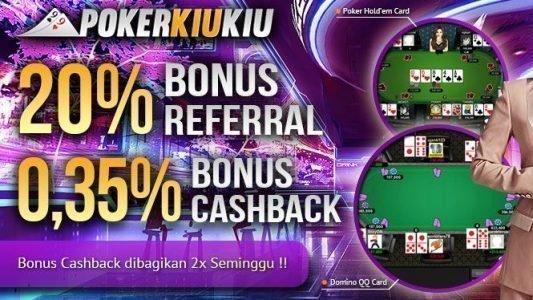 Petition Bonus Pokerkiukiu Online Terlengkap Dan Terpercaya Change Org