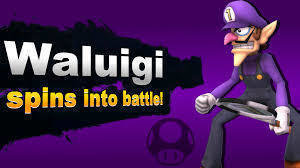 Petition · Add Waluigi to Smash Bros  Switch · Change org