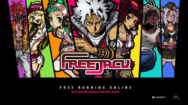 Freejack brazil
