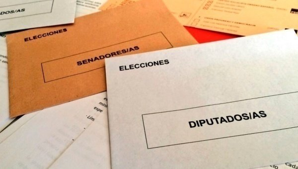 Petici n partido popular actas de escrutinio publicas Ministerio del interior escrutinio