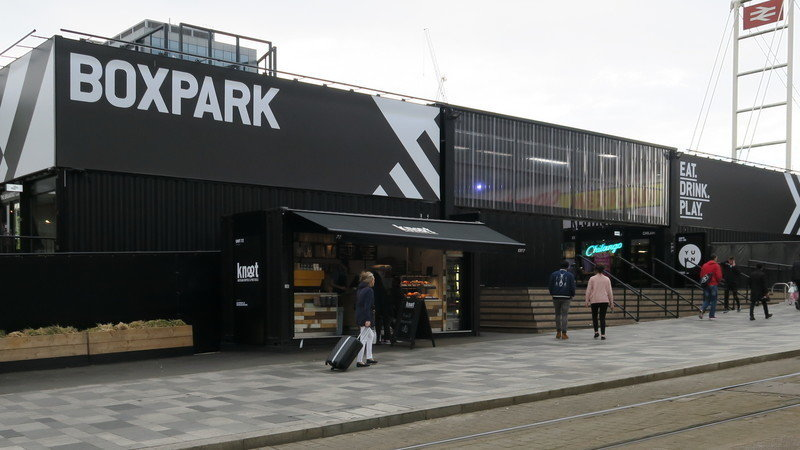 Petition Bring Recycling Back To Boxpark Shoreditch