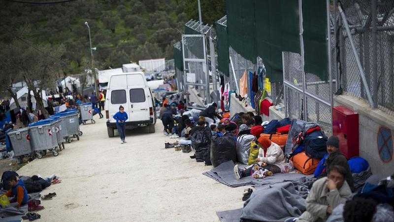 Petición · HUMANIDAD PARA EL CAMPO DE REFUGIADOS DE MORIA, GRECIA ·  Change.org