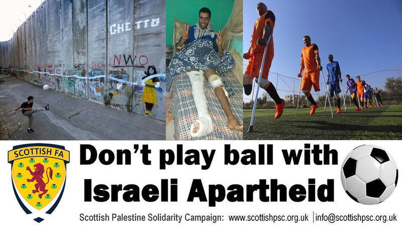 49f324b005 Petition · Scottish Football Association  Support Palestinian rights ...