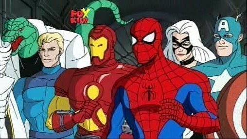 Petition · Dan Buckley : Release Spider-Man The Animated