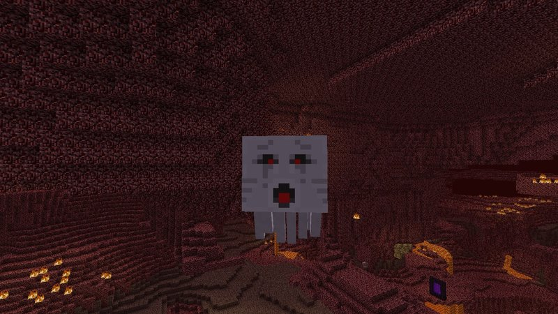 Petition 183 Microsoft Make Ghasts Less Scary In Minecraft