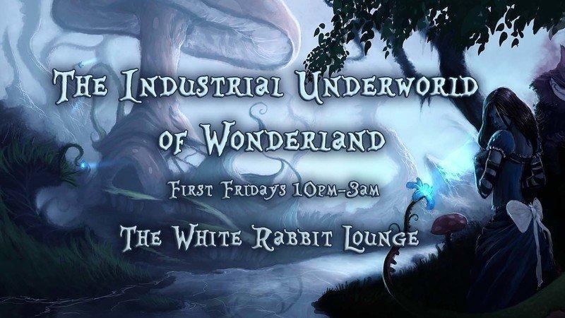 Underworld To Host First Fridays At White Rabbit Lounge