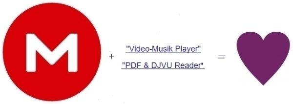 Petizione · mega nz: Music and Video player & Pdf and Djvu