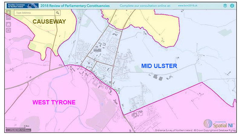 Petition Dont Divide Dungiven Reject The New Boundary Commission