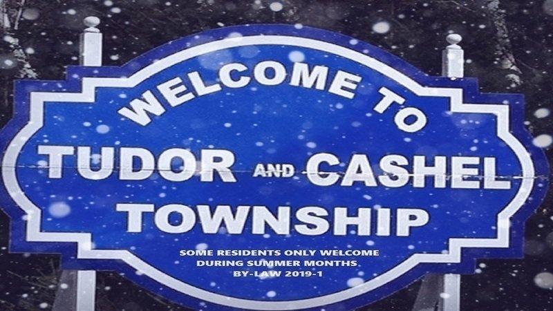Petition · Tudor and Cashel Township: Township telling