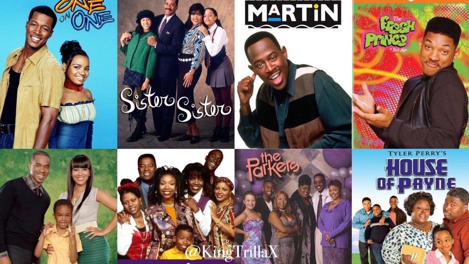 Sitcom Netflix