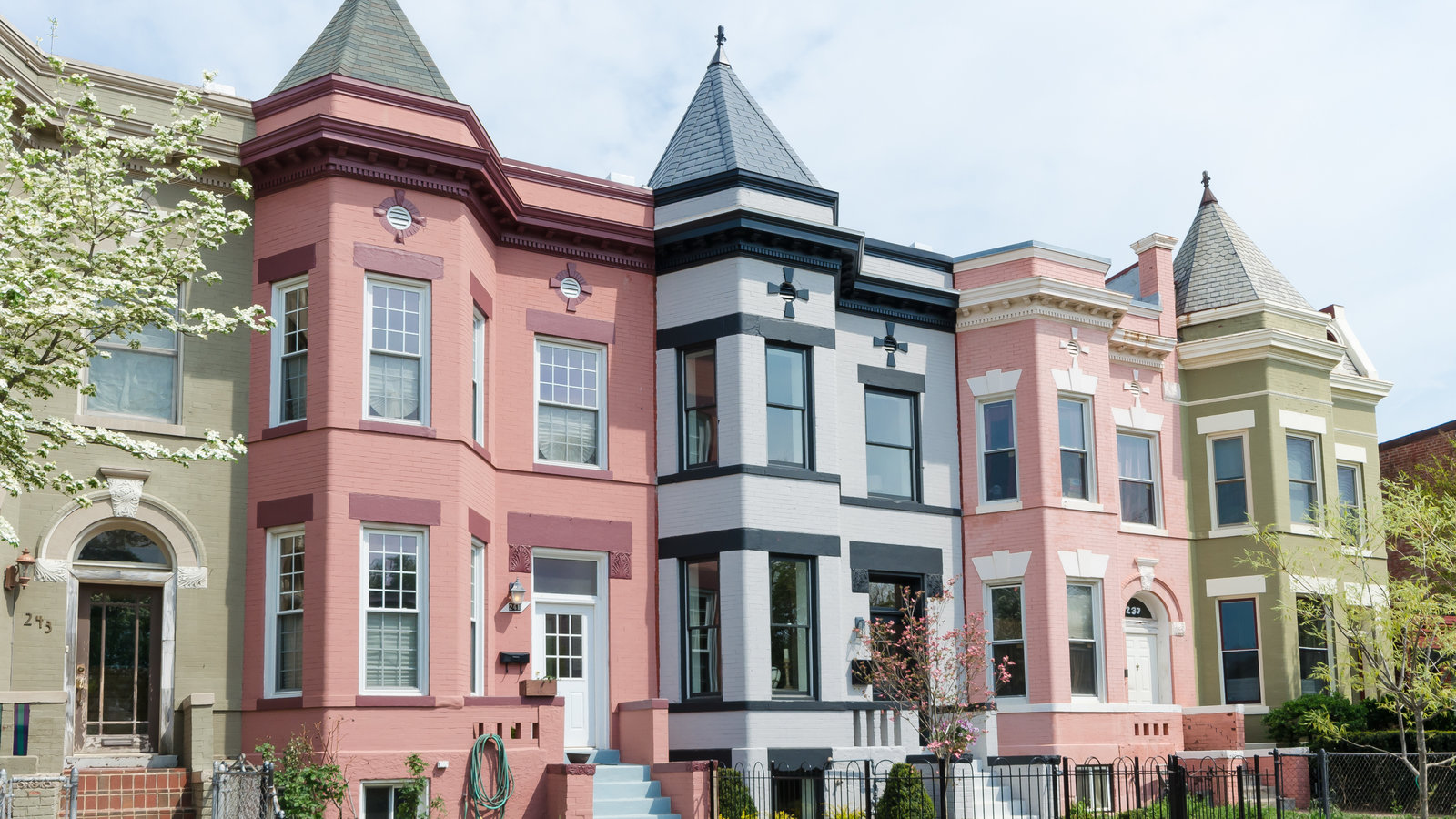 Petition Dc Zoning Commission Imposes New Rear Addition