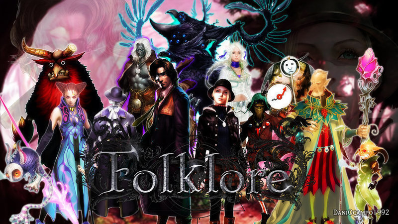 Petition · Sony Computer Entertainment Europe : Folklore on PS3 or