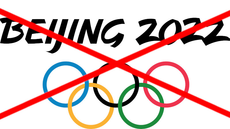 Petition · Revoke Beijing's right to host the 2022 Winter Olympics on human  rights ground · Change.org