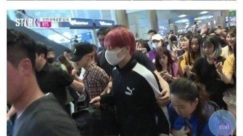 Fans bts sasaeng BTS Fans