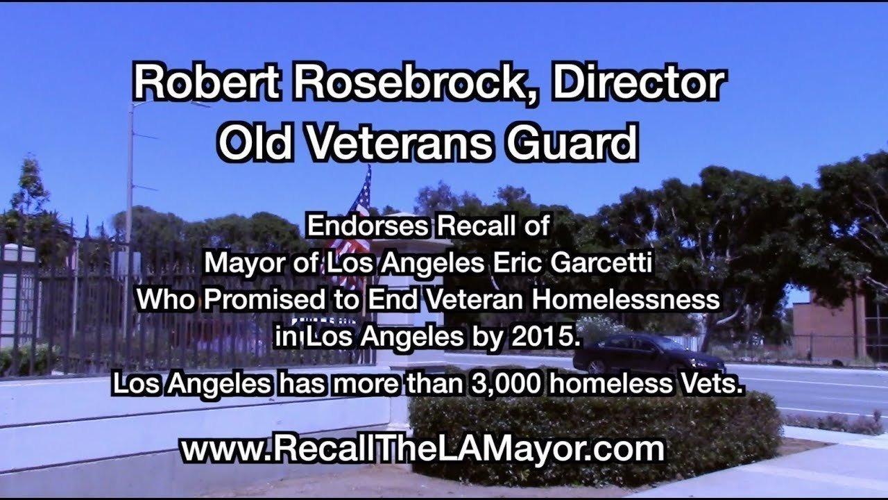 Petition update · UPDATE: Los Angeles Mayor Garcetti Recall